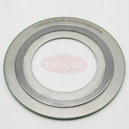 China Spiral Wound Gasket Manufacturer | SPW Gasket Supplier